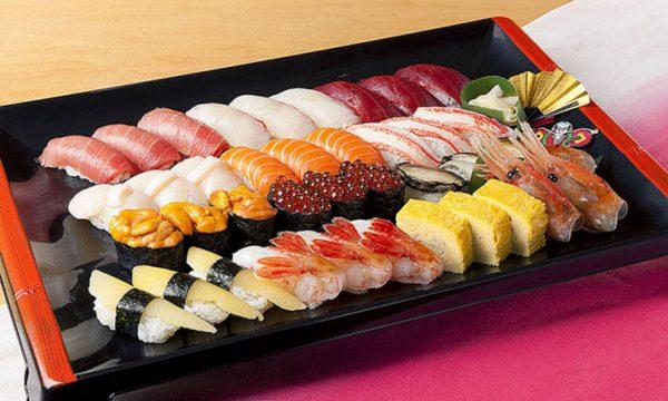 日本の料理:寿司