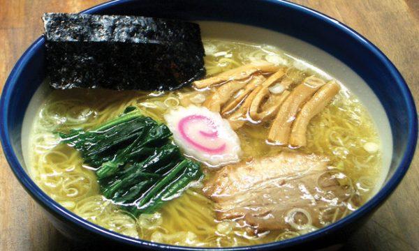 日本の料理:ラーメン
