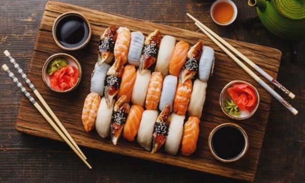 寿司について